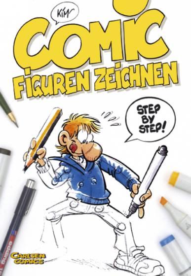 Comicfiguren zeichnen - Step by Step (Kim Schmidt