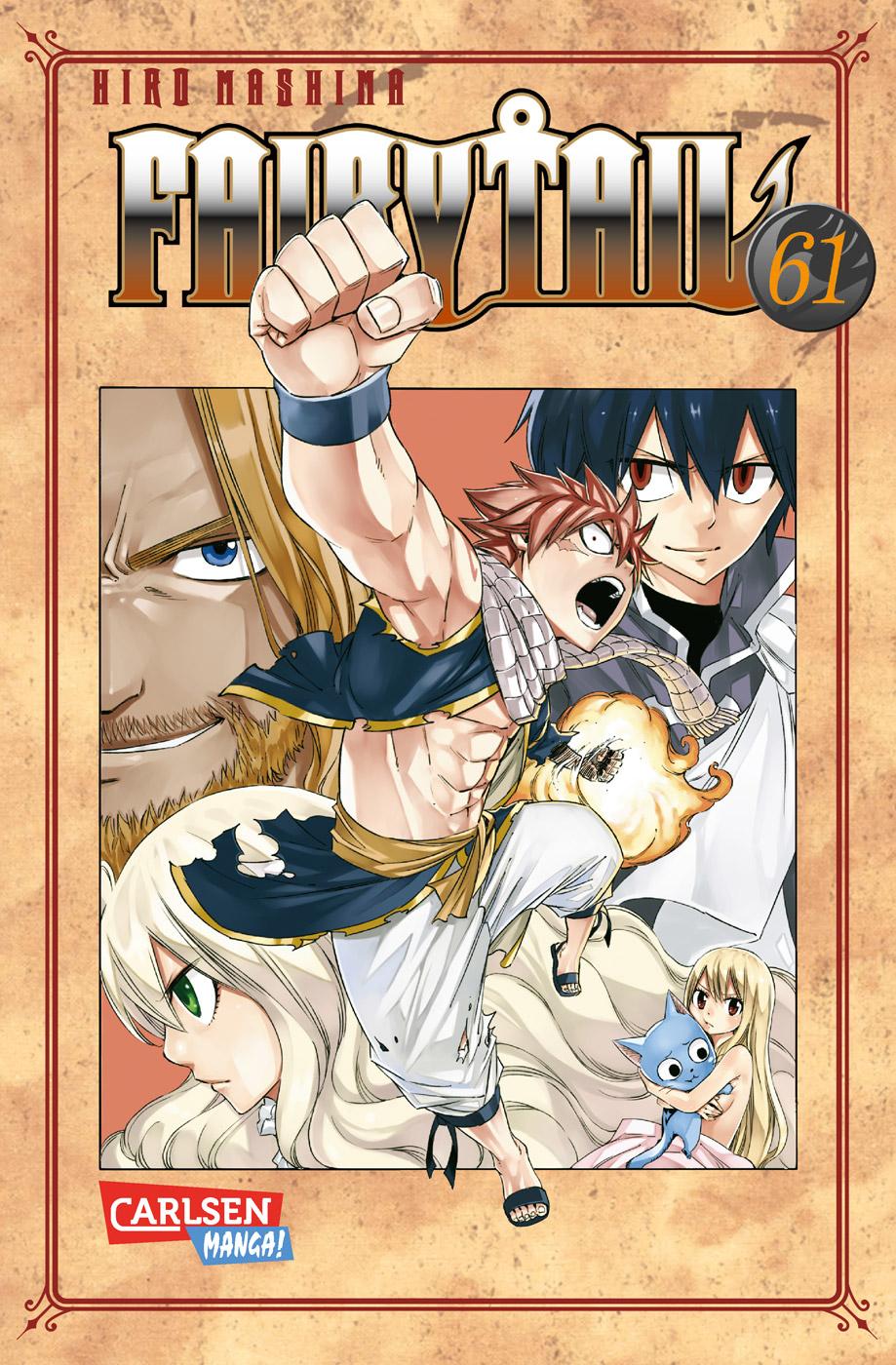 Fairy Tail Band 61 (Hiro Mashima) | Modern Graphics comics