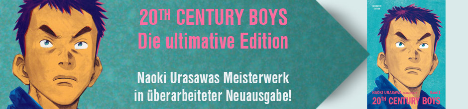 20th Century Boys - Ultimative Edition