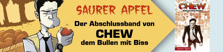 Chew - Bulle mit Biss