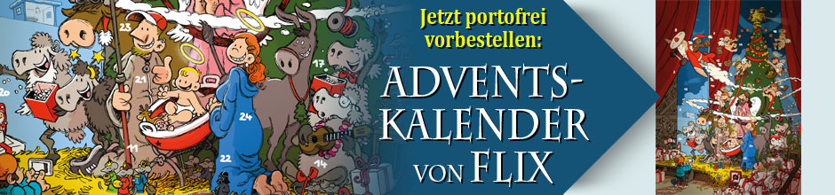 Flix Adventskalender 2014