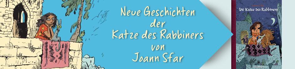 Katze des Rabbiners