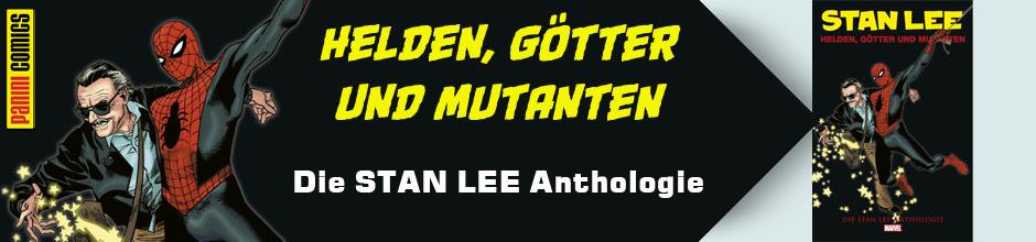 Stan Lee - Helden, Götter und Mutanten
