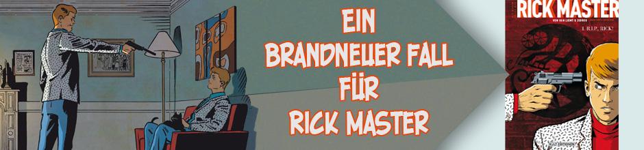 neuen Fälle des Rick Master 1: R.I.P., Rick