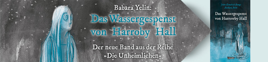 Wassergespenst von Harrowby Hall